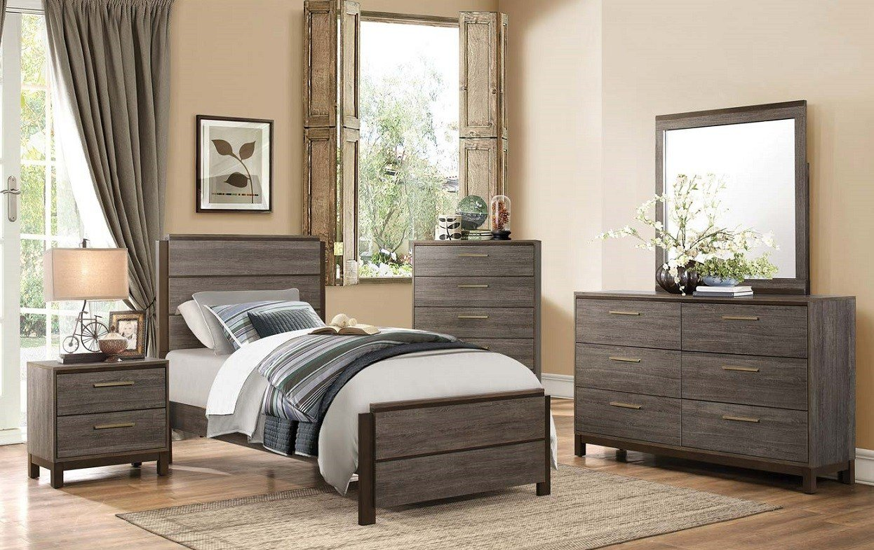 Best Twin Bedroom Sets Andrew S Furniture And Mattress With Pictures