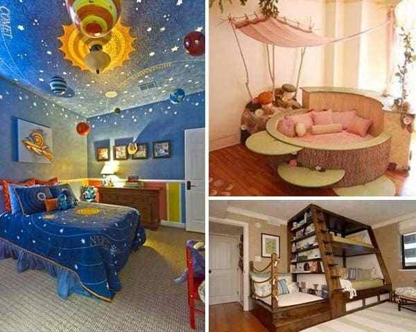 Best 26 Amazing Kid's Rooms You'll Be Totally Jealous Of With Pictures