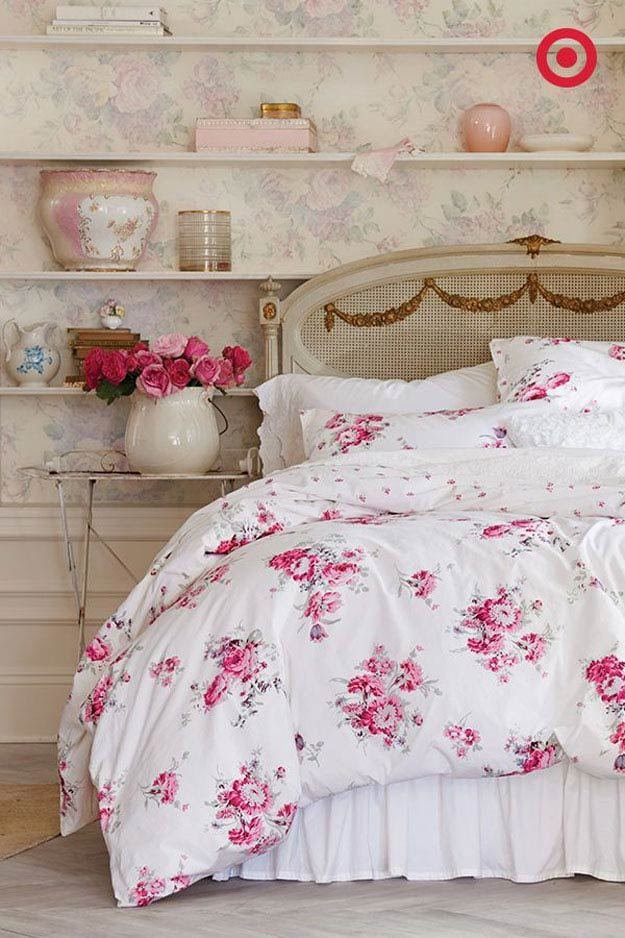 Best Shabby Chic Bedding Ideas Diy Projects Craft Ideas How With Pictures