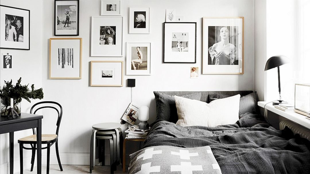 Best Black And White Bedroom Wall Decor Black And White With Pictures