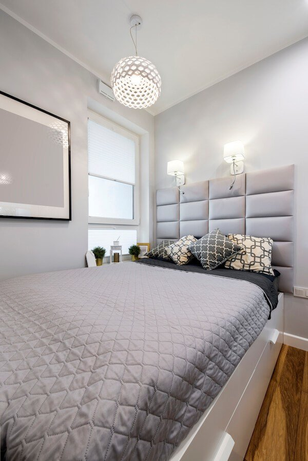 Best 10 Stylish Small Bedroom Design Ideas Freshome Com With Pictures