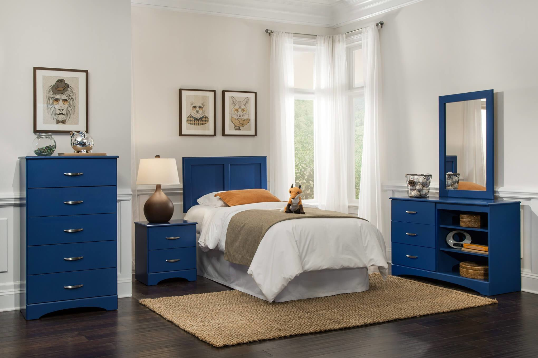 Best Kith Royal Blue Bedroom Set Kids Bedroom Sets With Pictures