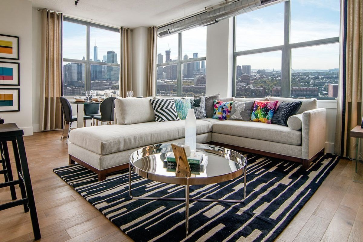 Best New 1 Bedroom Apartment Jersey City Furnitureinredsea Com With Pictures