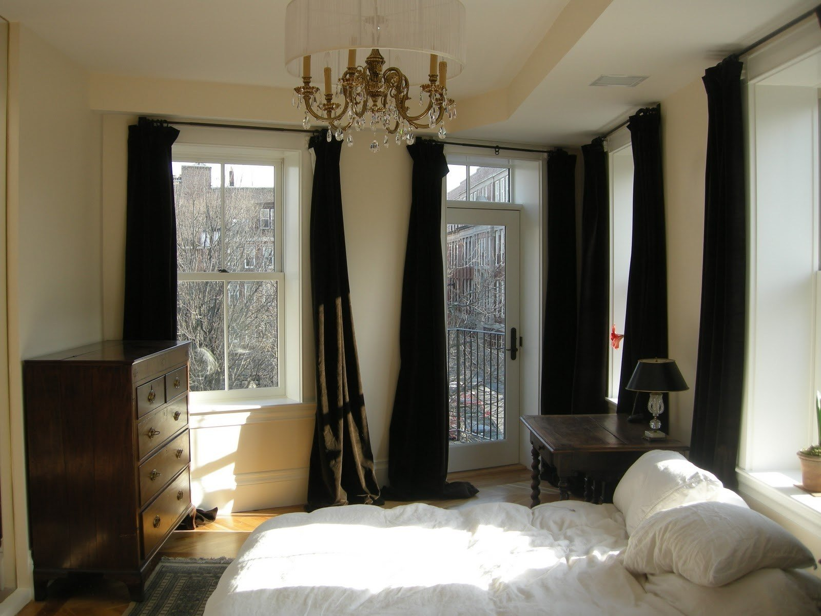 Best 15 Best Collection Of Dark Brown Velvet Curtains Curtain With Pictures