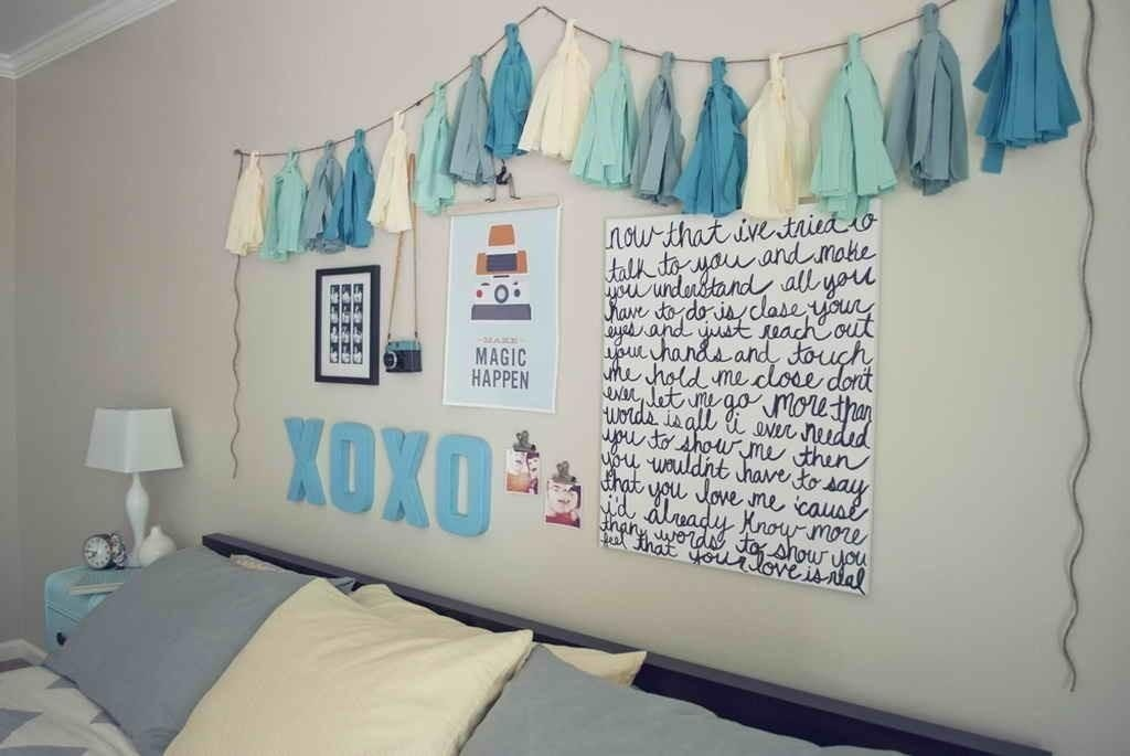 Best 20 Ideas Of Wall Art For Teenage Girl Bedrooms Wall Art With Pictures