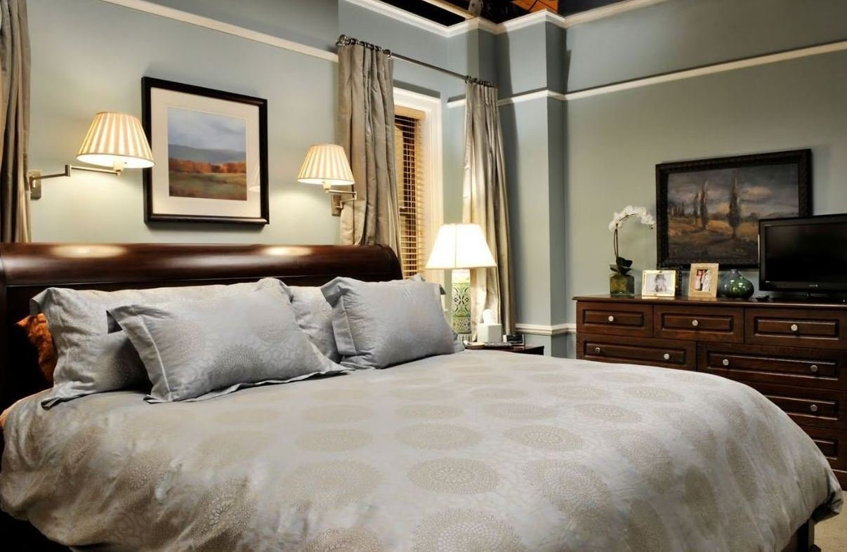 Best Alicia S Bedroom On The Good Wife Hooked On Houses With Pictures