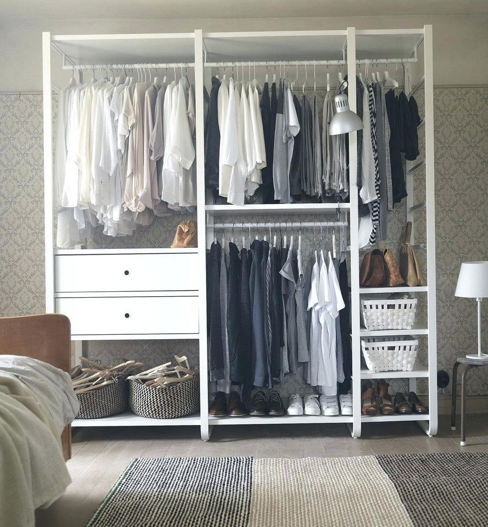 Best Ideas For Bedrooms Without Closets – Home Maximize Ideas With Pictures