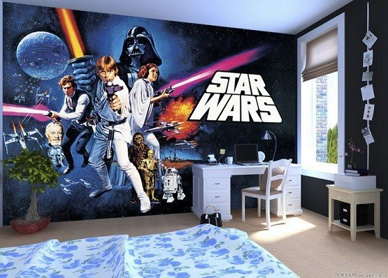 Best Star Wars Room Decor Curious Ways To Make Kid S Bedroom With Pictures