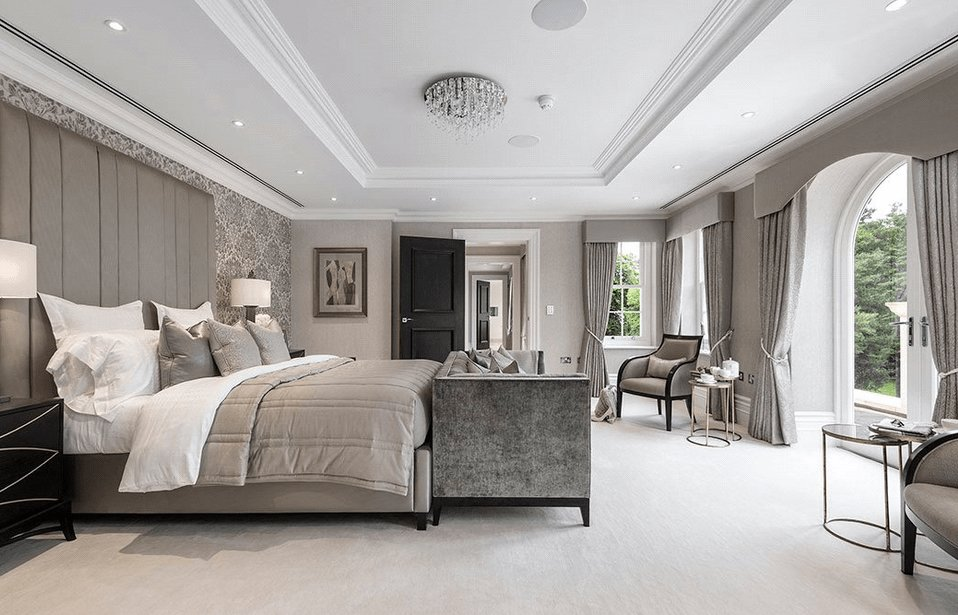 Best Woodrow – A £24 5 Million Newly Built 22 000 Square Foot With Pictures