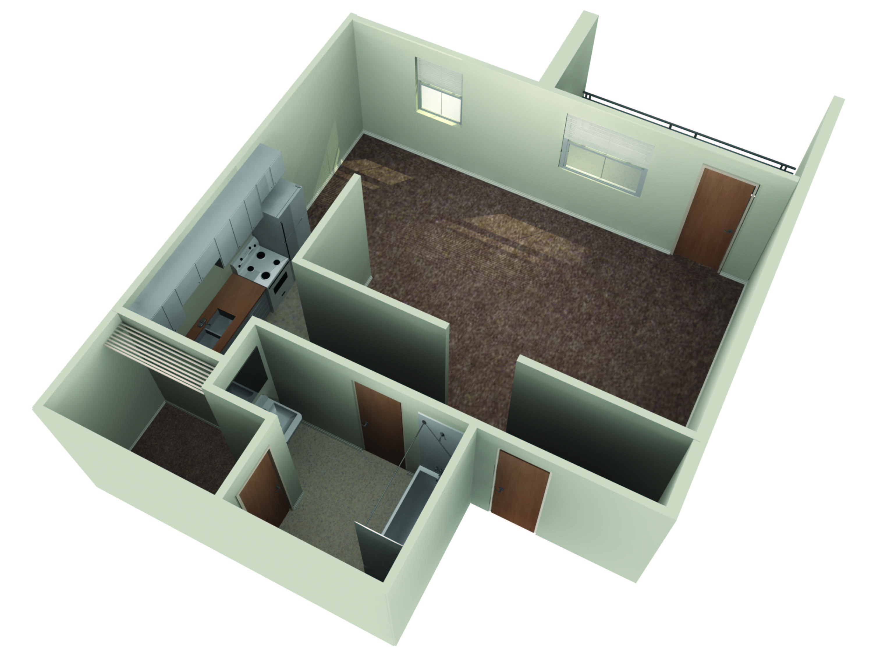 Best Floor Plans University Housing With Pictures