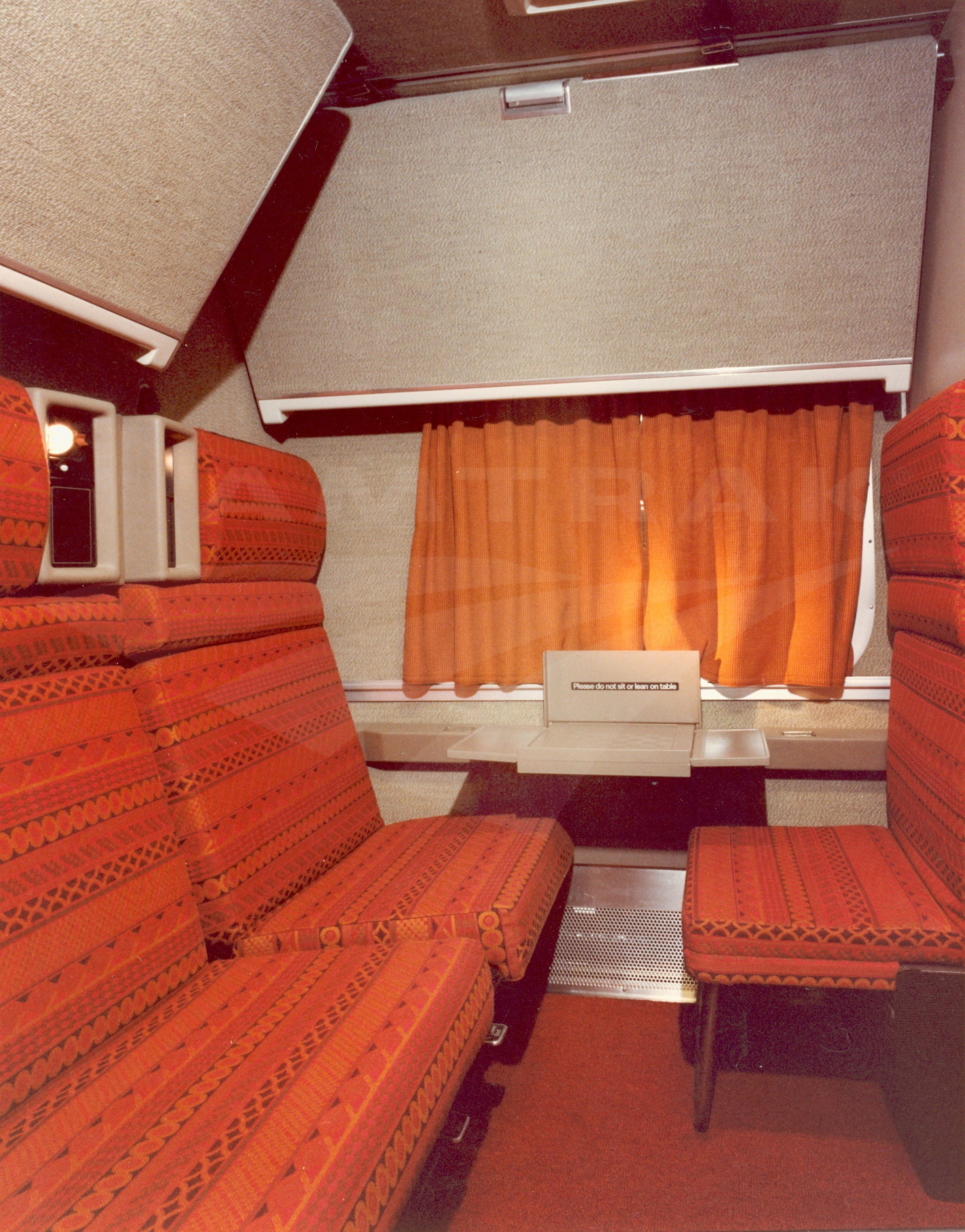 Best Superliner I Family Bedroom 1980S — Amtrak History Of With Pictures