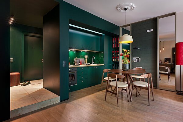Best Modern And Rustic Small Apartment Design Design Swan With Pictures