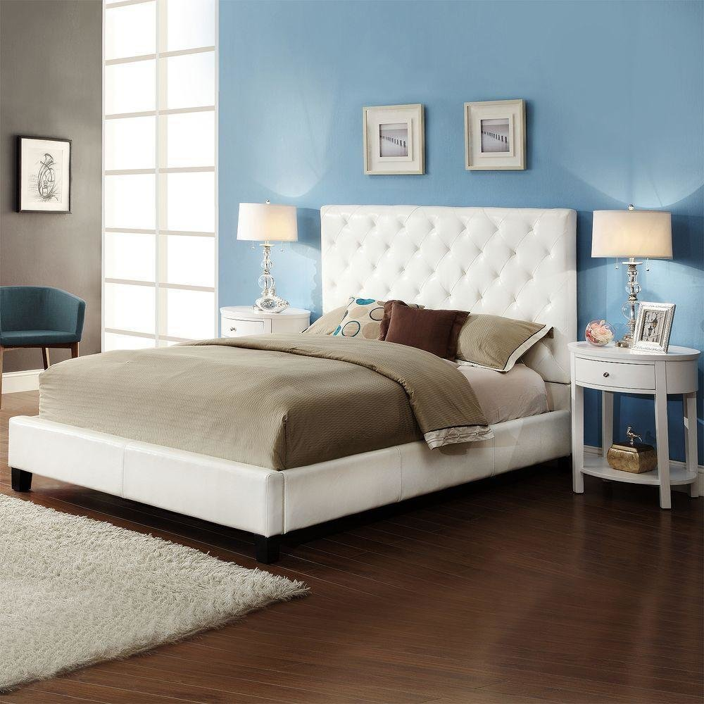 Best Homesullivan Toulouse 3 Piece White Queen Bedroom Set With Pictures
