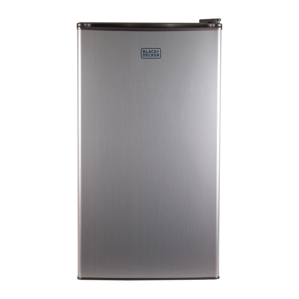 Best Haier 28 In W 15 Cu Ft French Door Refrigerator In With Pictures