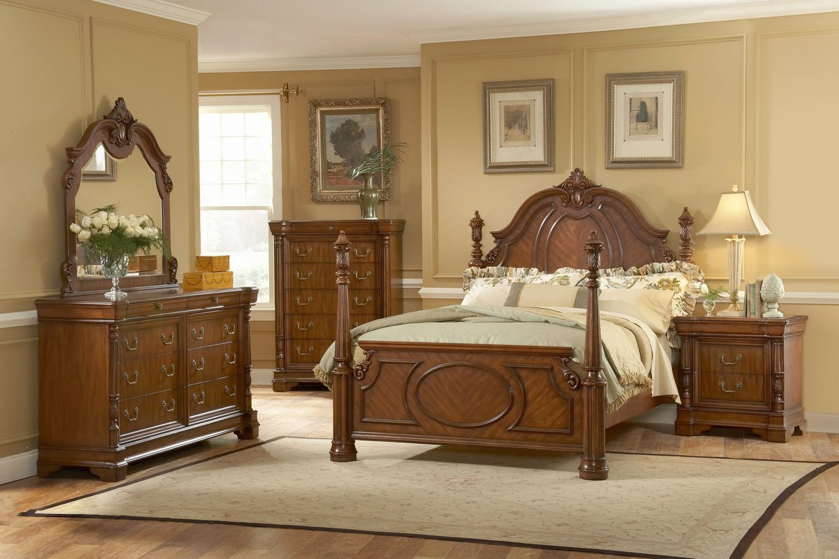 Best Pulaski Beckenham Poster Bedroom Collection Pf B626150 At With Pictures