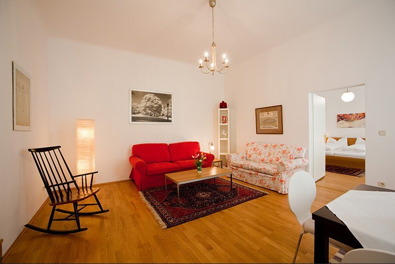 Best Fully Furnished 1 Bedroom Flat In Vienna City Center For With Pictures