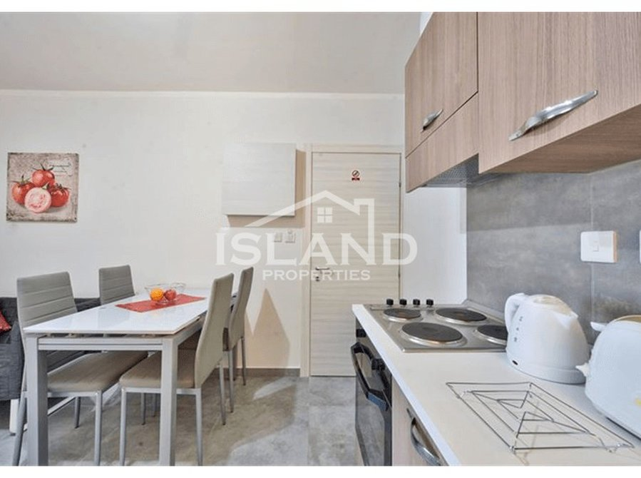 Best 2 Bedroom Apartment San Pawl Il Bahar €550 For Rent With Pictures