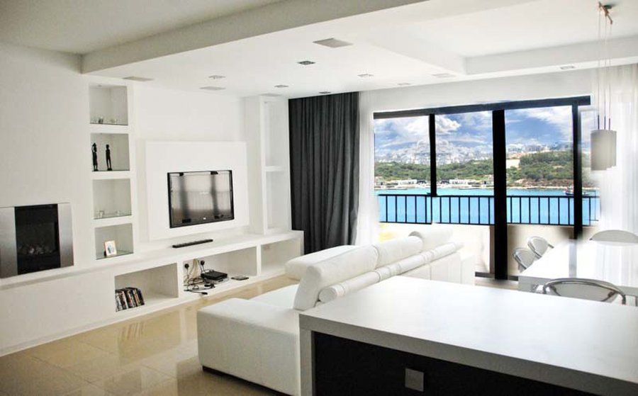 Best 3 Bedroom Apartment Sliema €1 200 For Rent Apartments In Malta With Pictures