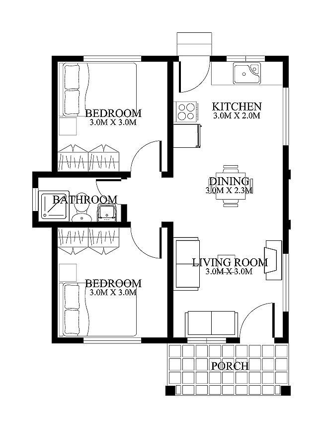 Best Small Home Designs Floor Plans Small House Design Shd With Pictures