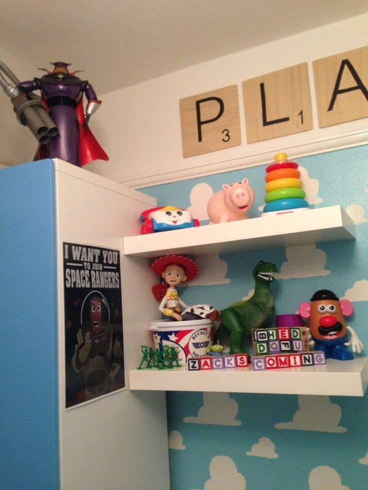 Best Toy Story Themed Baby Boy Nursery Nursery Kids Rooms With Pictures