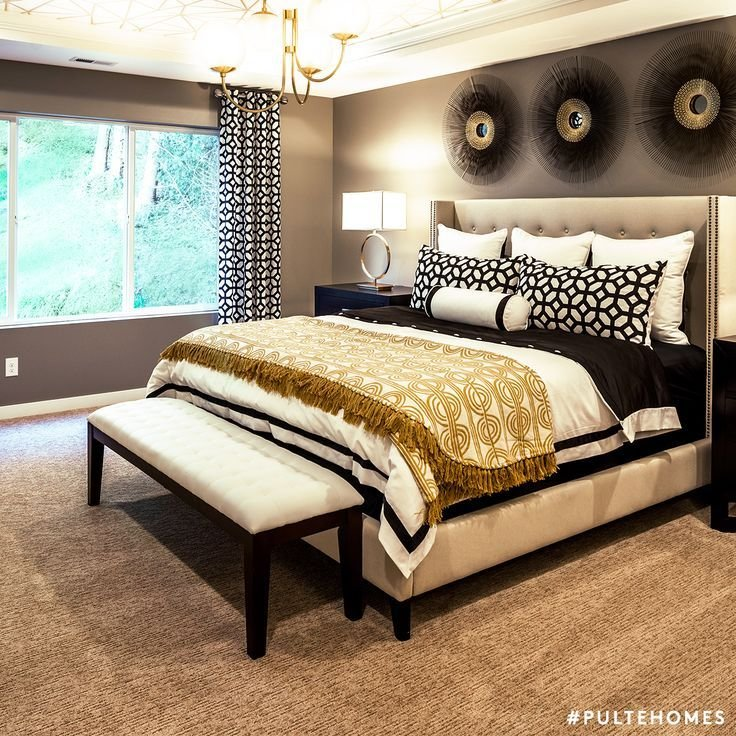Best 25 Black Gold Bedroom Ideas On Pinterest Black Gold Decor Black White And Gold Bedroom With Pictures