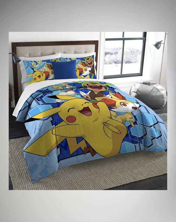 Best 63 Best Pokemon Bedroom Images On Pinterest Pokemon Room With Pictures