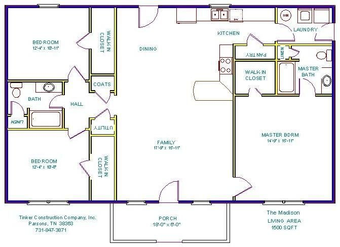 Best Open Floor Plans With Basements Floor Plans And Details With Pictures