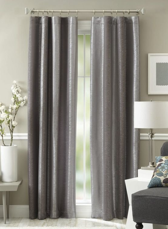 Best 25 Silver Grey Curtains Ideas On Pinterest Silver With Pictures