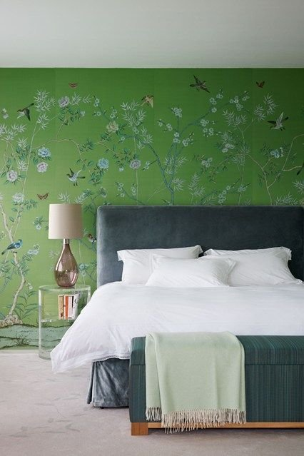 Best 25 Bedroom Wallpaper Designs Ideas On Pinterest With Pictures