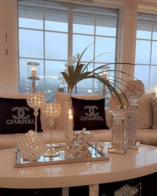 Best 502 Best Coco Chanel Inspired Rooms Images On Pinterest With Pictures