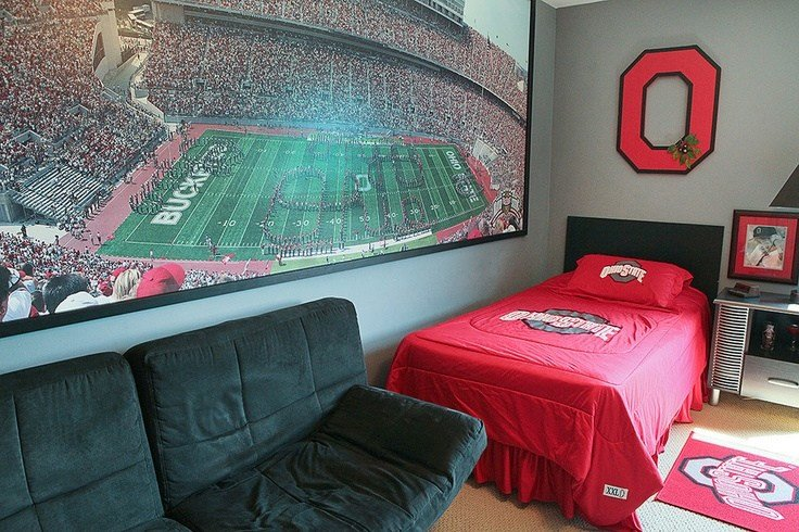 Best 24 Best Osu Bathroom Ideas Images On Pinterest Ohio With Pictures