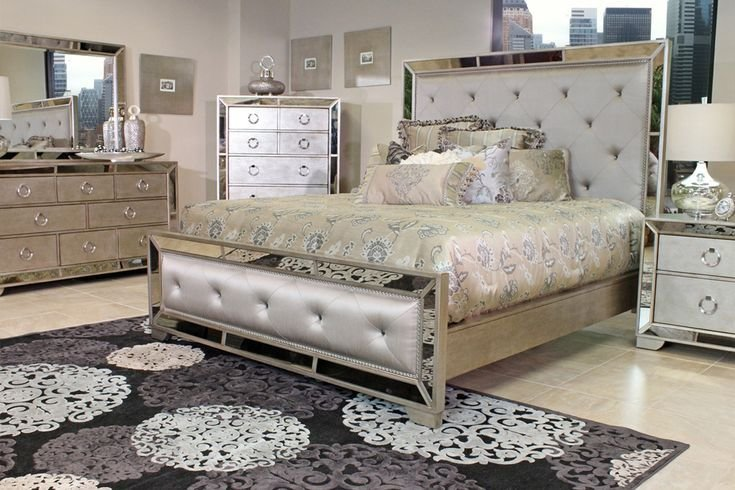 Best Farrah Bedroom Bedroom Mor Furniture For Less Must With Pictures