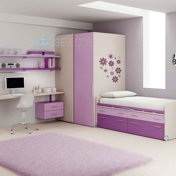 Best 25 Purple Kids Bedrooms Ideas On Pinterest Canopy Bedroom Girls Canopy Beds And Bed With Pictures