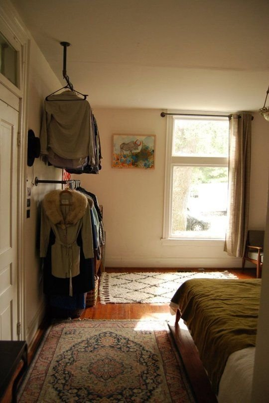 Best 25 No Closet Bedroom Ideas On Pinterest No Closet With Pictures