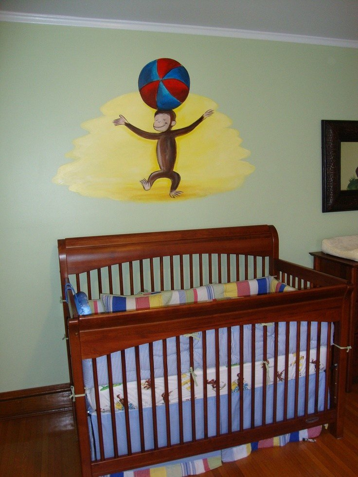 Best 25 Unique Curious George Bedroom Ideas On Pinterest With Pictures
