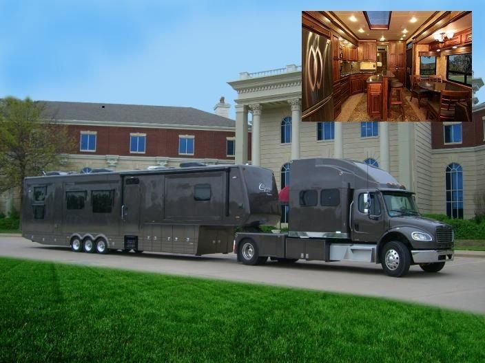 Best 184 Best Big Rigs Customs And Rvs Images On Pinterest With Pictures