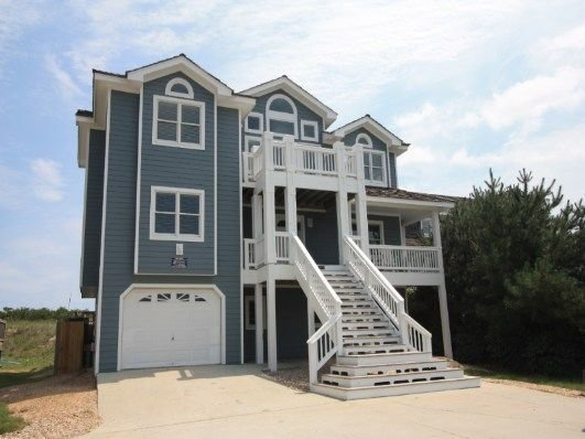 Best 7 Bedroom Oceanfront Rental House In Nags Head Part Of With Pictures