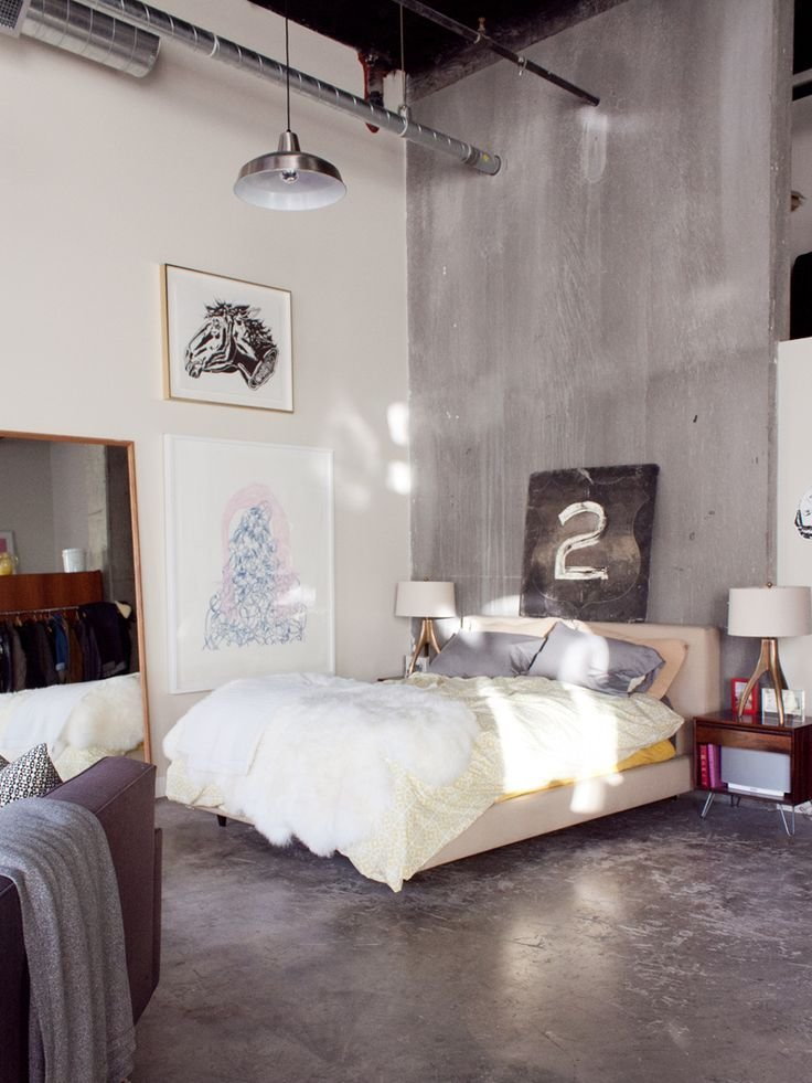 Best 25 Concrete Bedroom Floor Ideas On Pinterest With Pictures