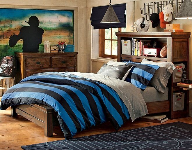 Best 89 Best T**N Boy Bedrooms Images On Pinterest Kids Rooms With Pictures