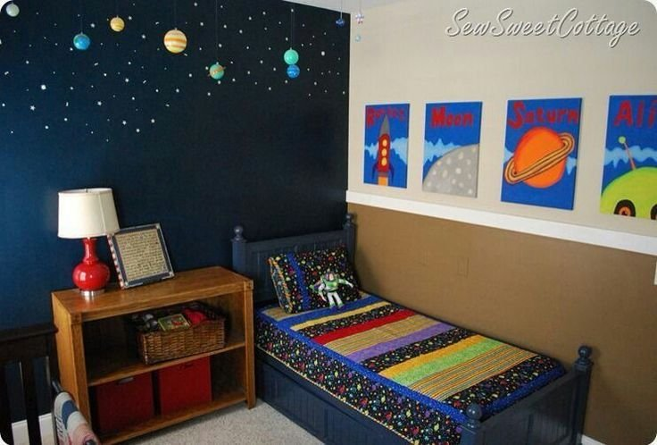 Best 35 Best Diy Room Decor Outer Space Images On Pinterest Child Room Nursery Ideas And Boy Rooms With Pictures
