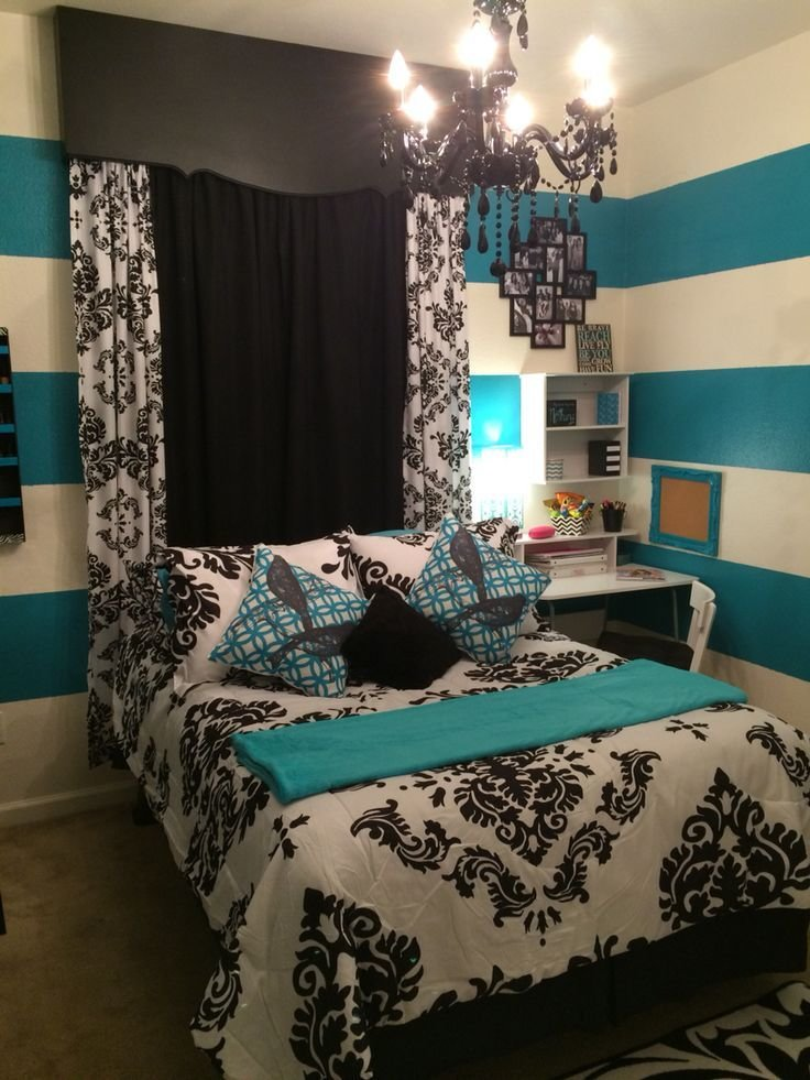 Best 25 Teal T**N Bedrooms Ideas On Pinterest Grey Teal With Pictures