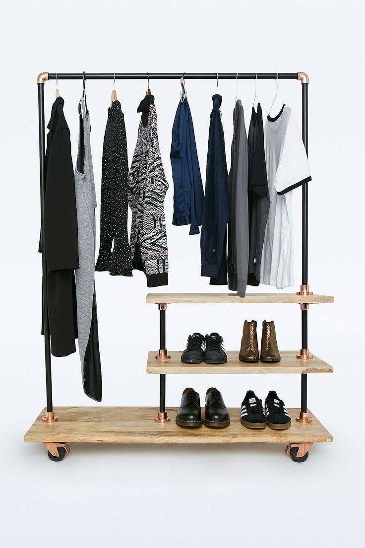 Best 25 Clothes Rack Bedroom Ideas On Pinterest Ikea With Pictures