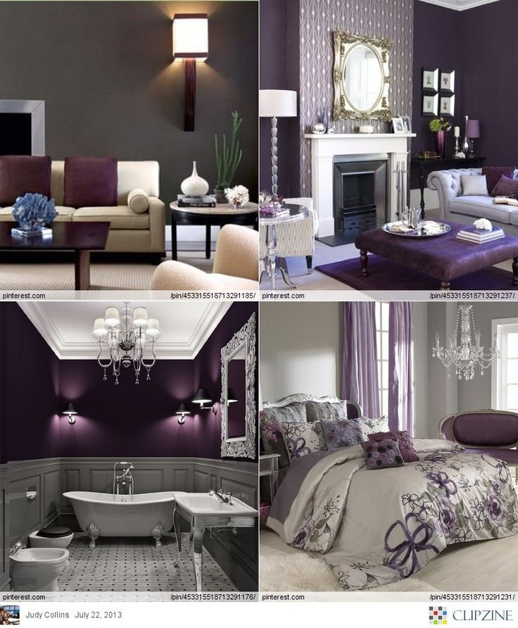 Best 25 Eggplant Bedroom Ideas On Pinterest Bedroom Color Schemes Bedroom Paint Design And With Pictures