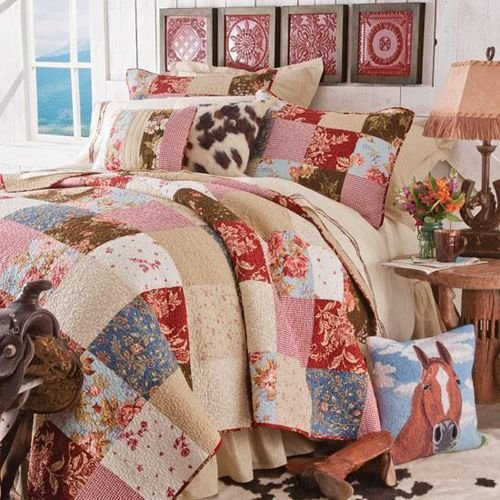 Best 199 Best Western Quilts Images On Pinterest Western With Pictures