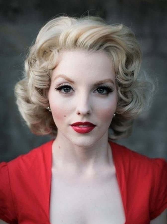 Free 50S Hairstyles Ideas To Look Classically Beautiful Wallpaper