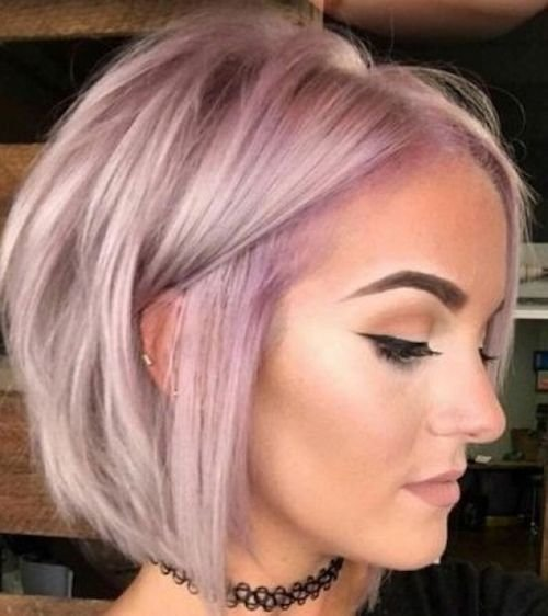 Free 35 Short Bobs Hair Cuts For Summer 2019 Hair Beauty Wallpaper