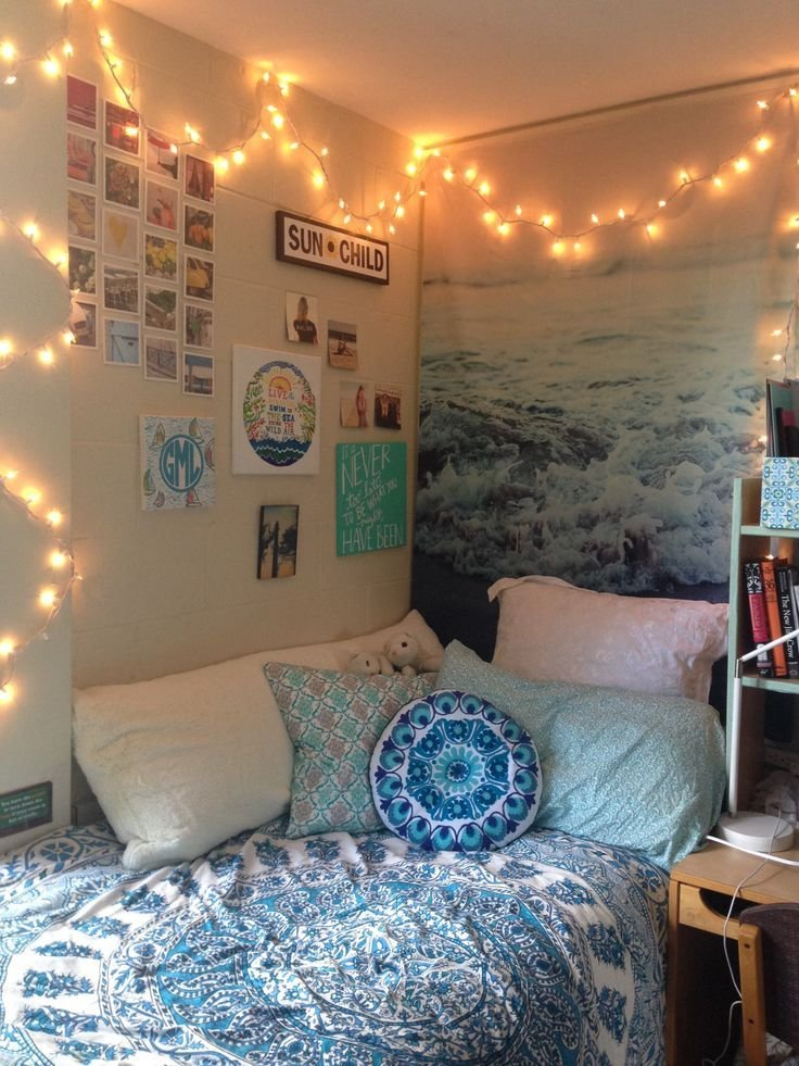 Best 25 Cool Dorm Rooms Ideas On Pinterest College Dorms College Dorm Decorations And With Pictures