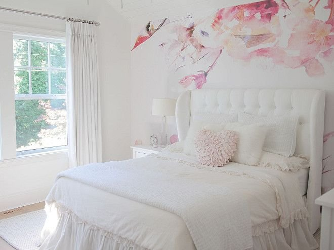 Best 20 Girls Bedroom Wallpaper Ideas On Pinterest With Pictures