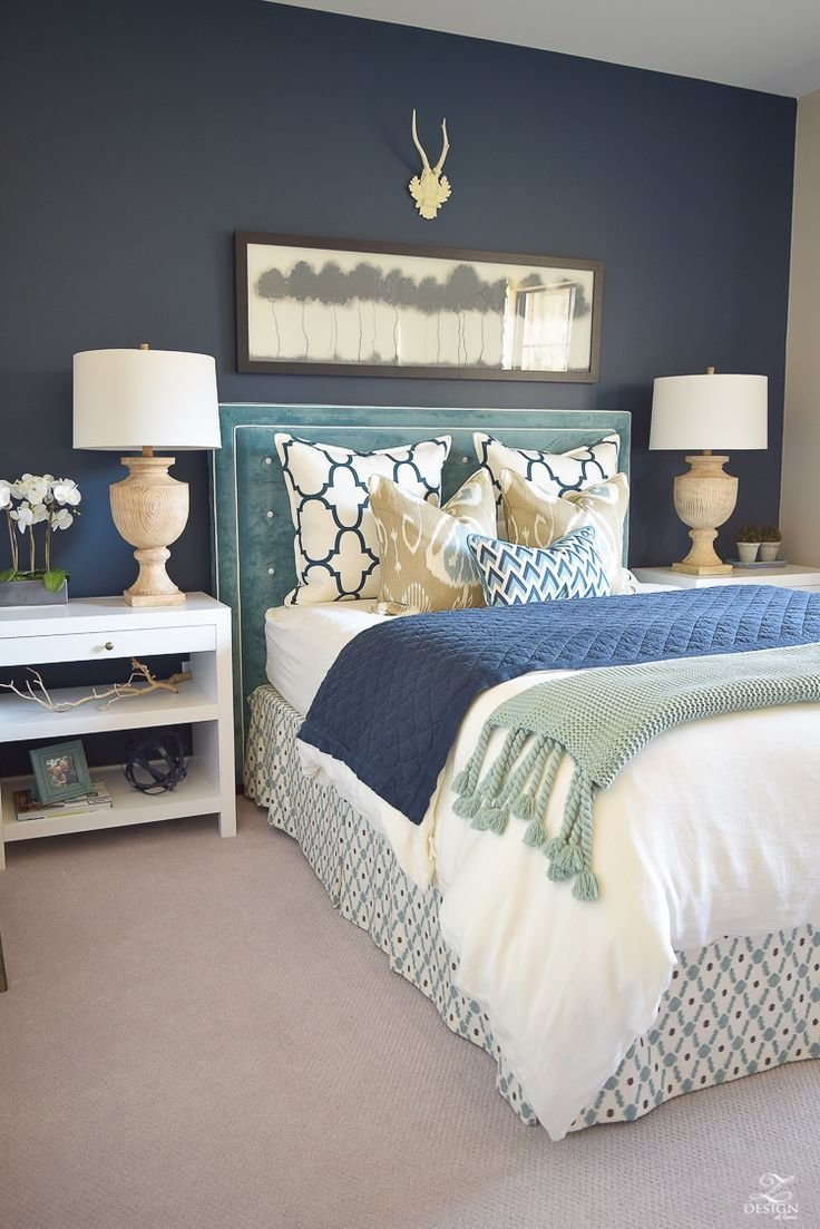 Best 20 Navy Accent Walls Ideas On Pinterest Blue With Pictures