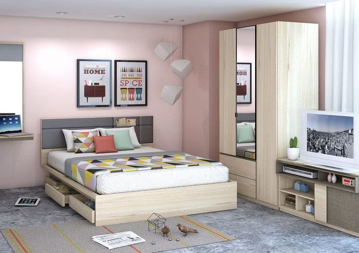 Best 36 Best Bedroom Inspirations Images On Pinterest Bedroom With Pictures